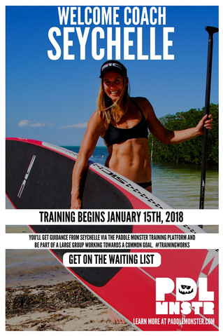 Seychelle Joins the Paddle Monster Team