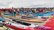 Casper Steinfath ready host this year's craziest SUP event
