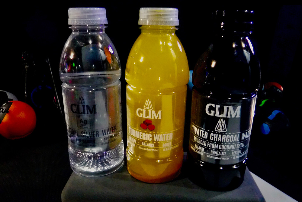DrinkGlim in 3 Flavors