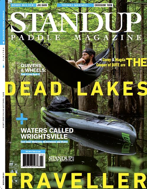 SPMag • V7N4 • Dead Lakes Traveller