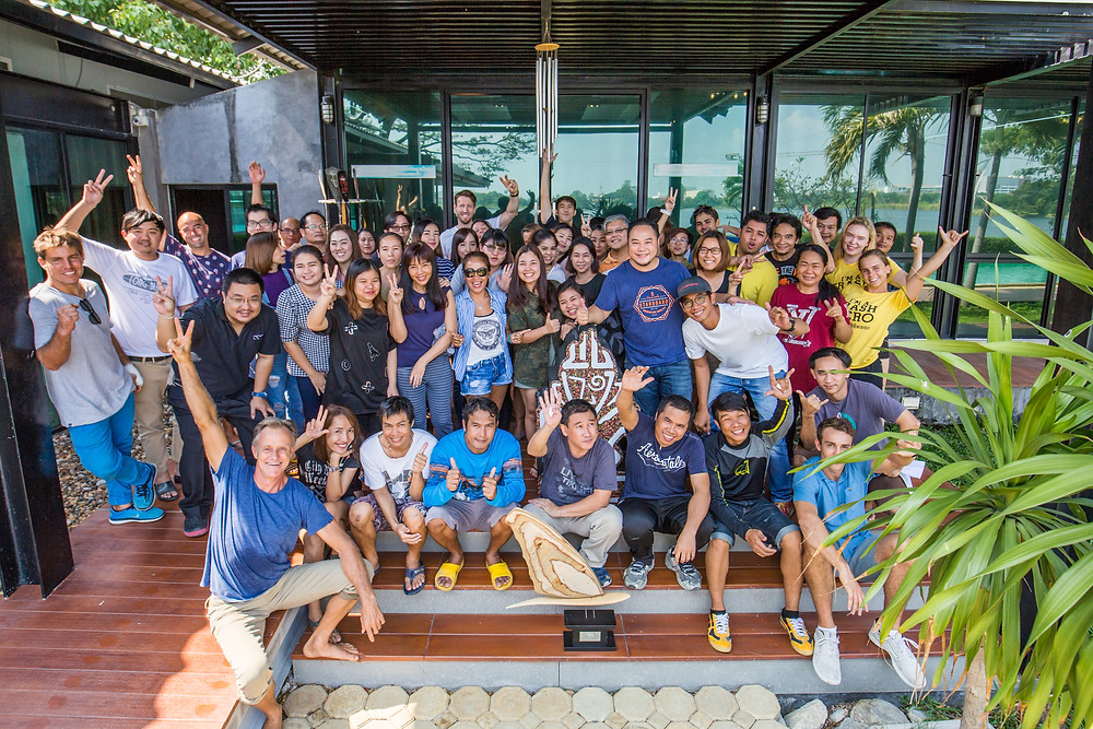 Staff Photo PWA Cup