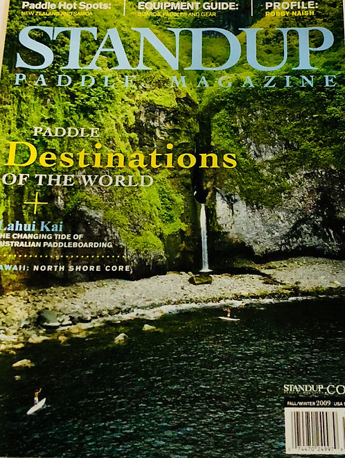 SPMAG • V1N4 • Paddle Destinations of the World