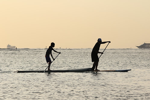 Multi-Person Introductory Stand-up Paddle Lesson, *per person