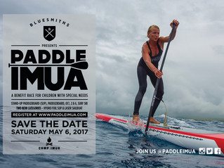 Paddle Imua • May 6, 2017