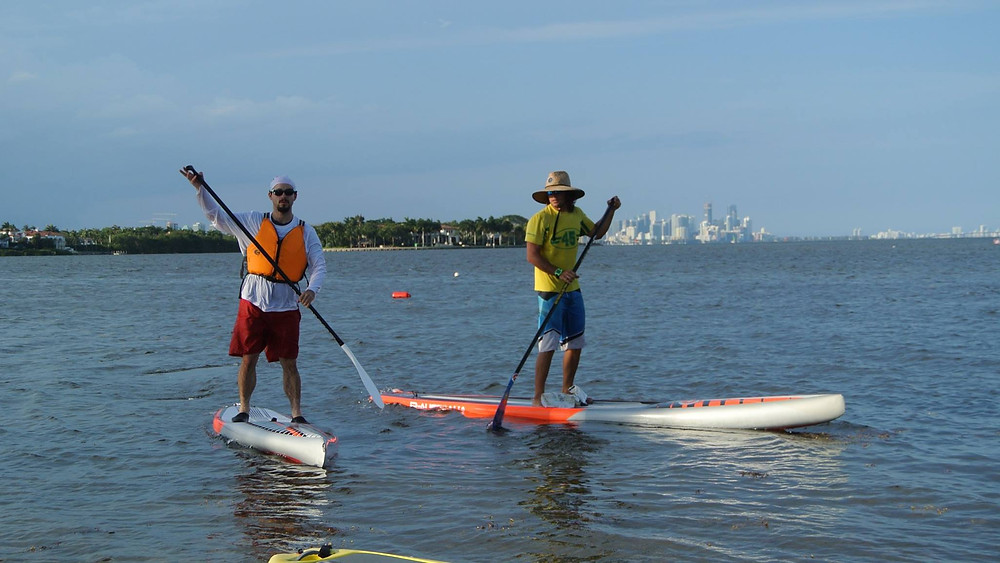 Daniel and Miami Coach Jason Hart  -PC: Special OlympicsFlorida Miami Dade