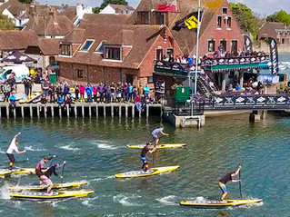 SUP News Flash: N1SCO National Championships in Emsworth, UK
