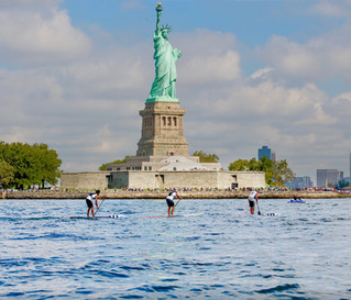 City Paddle Festival NYC  - New York SUP