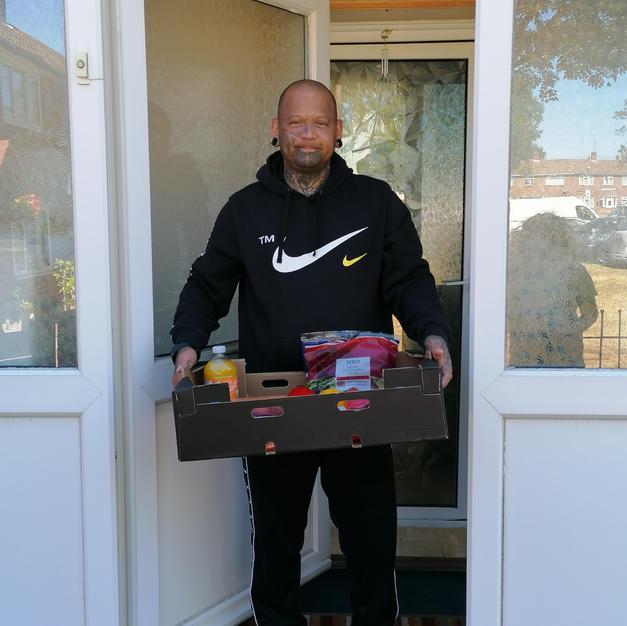 KKPA Foodbox delivery