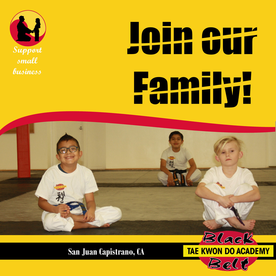 Join our family on February 2021