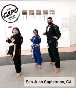 Saturday kids class