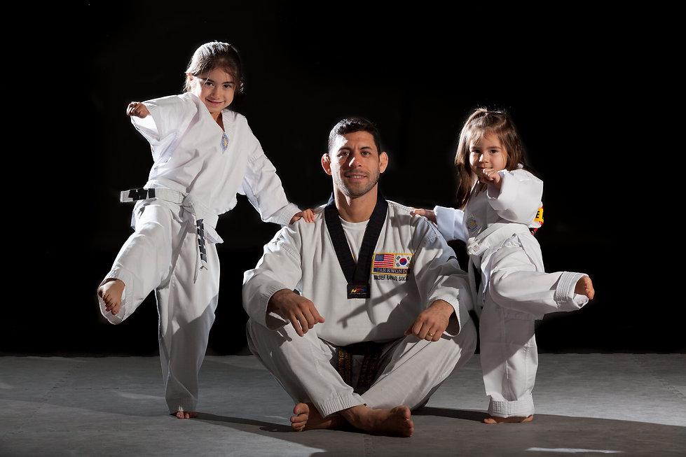 Kids Tae Kwon Do, kids martial arts in San Juan Capistrano, Califonia