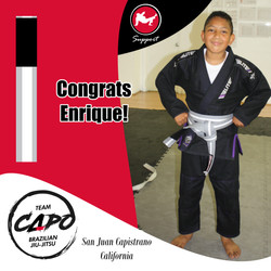 Congrats Enrique!
