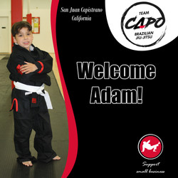 Welcome Adam!