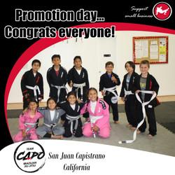 April 2021 promotions
