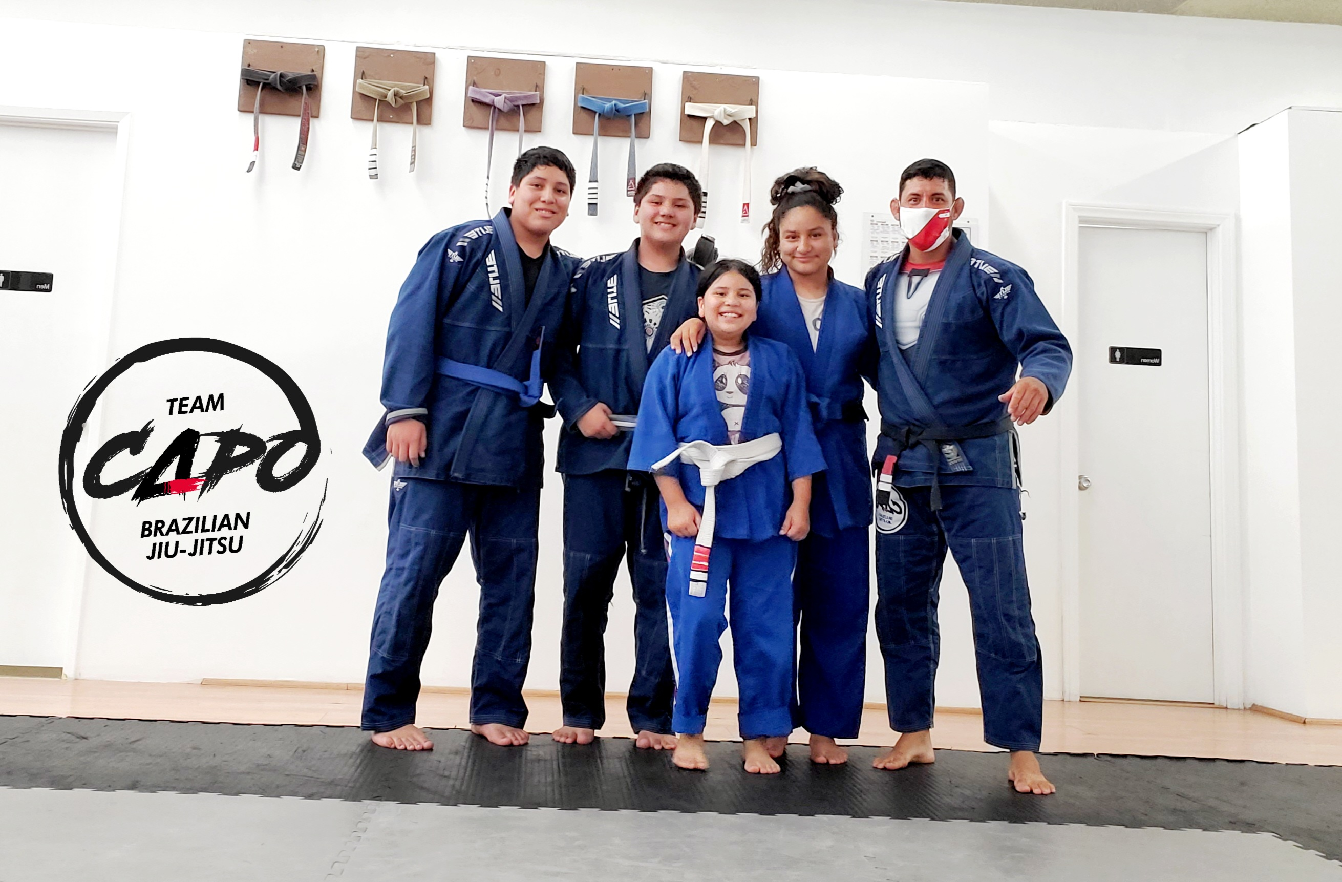 Blue Belts