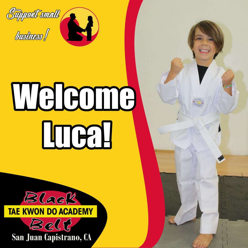 Welcome Luca!