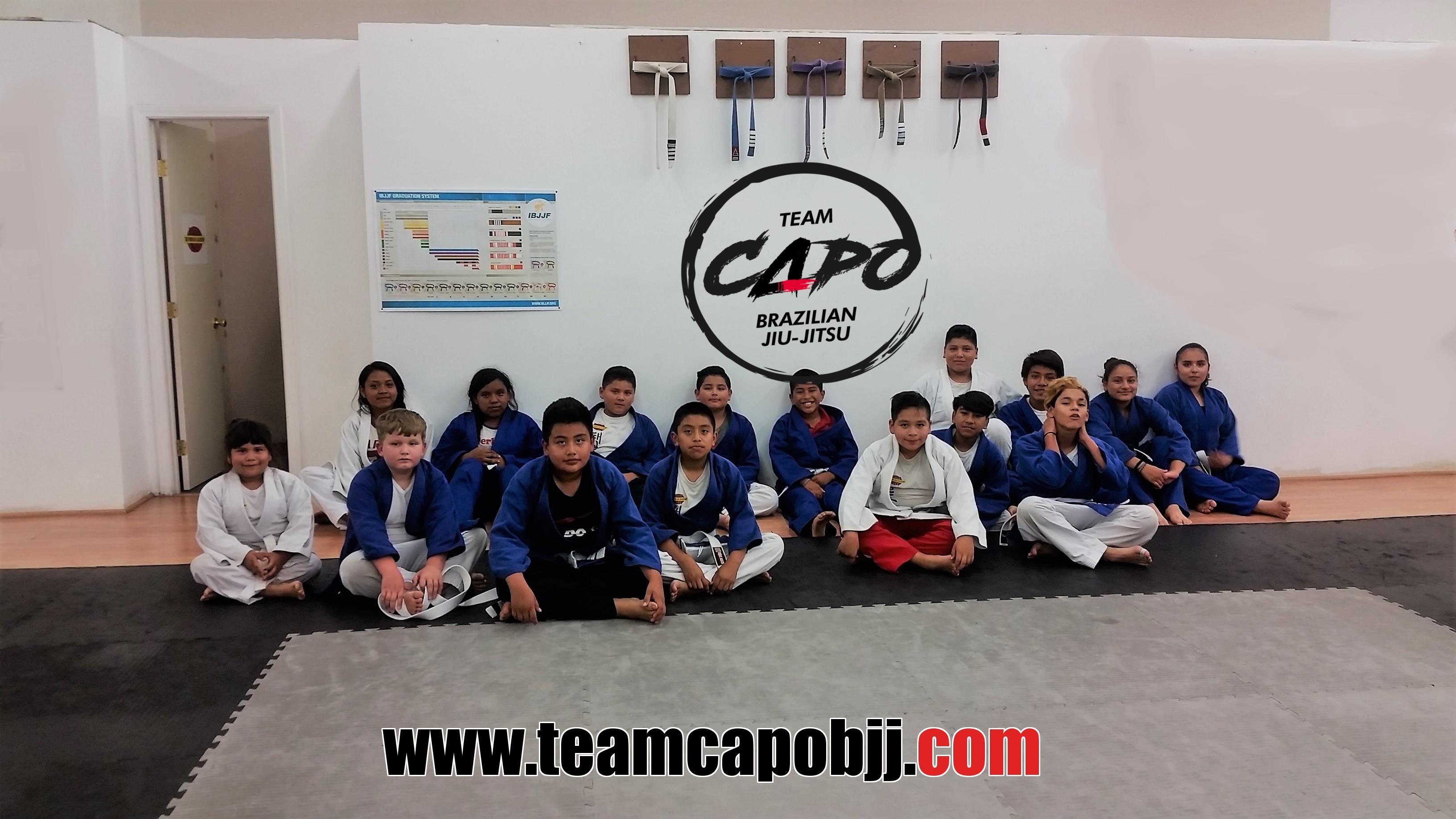 team capokids