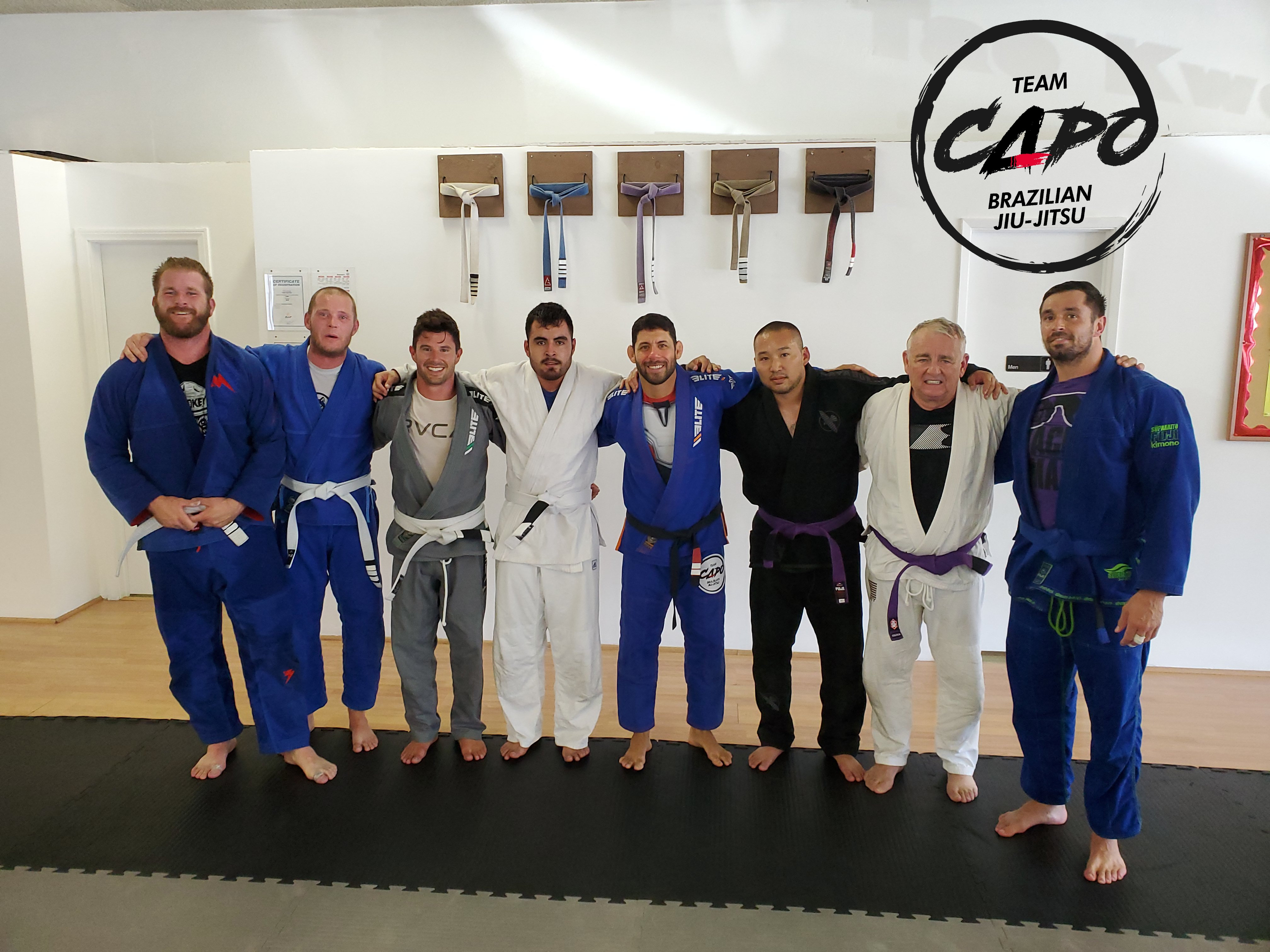 Friday noon BJJ