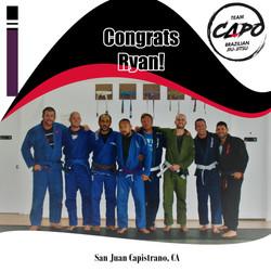 Congrats Ryan!
