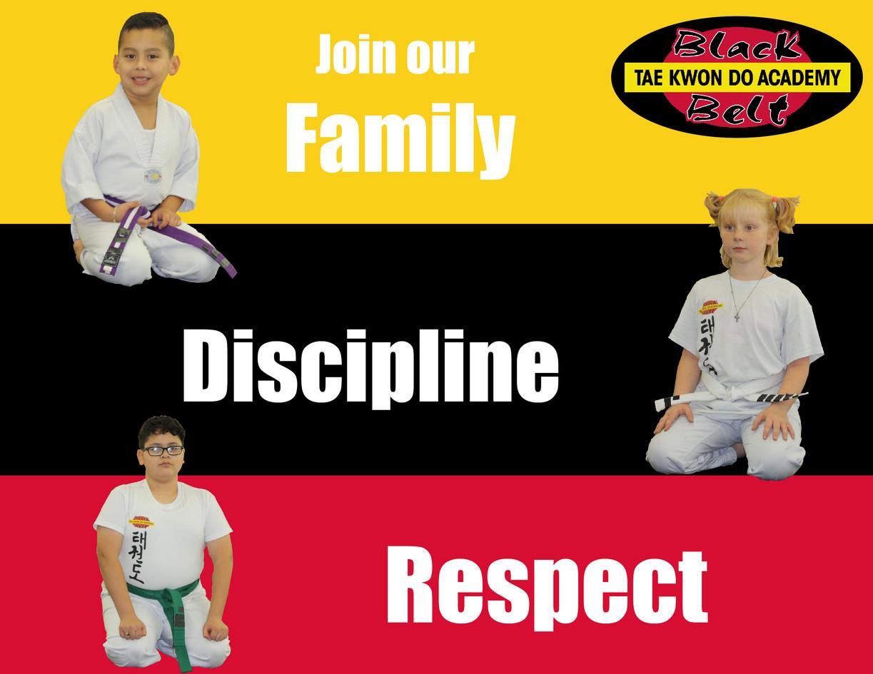 Discipline & Respect