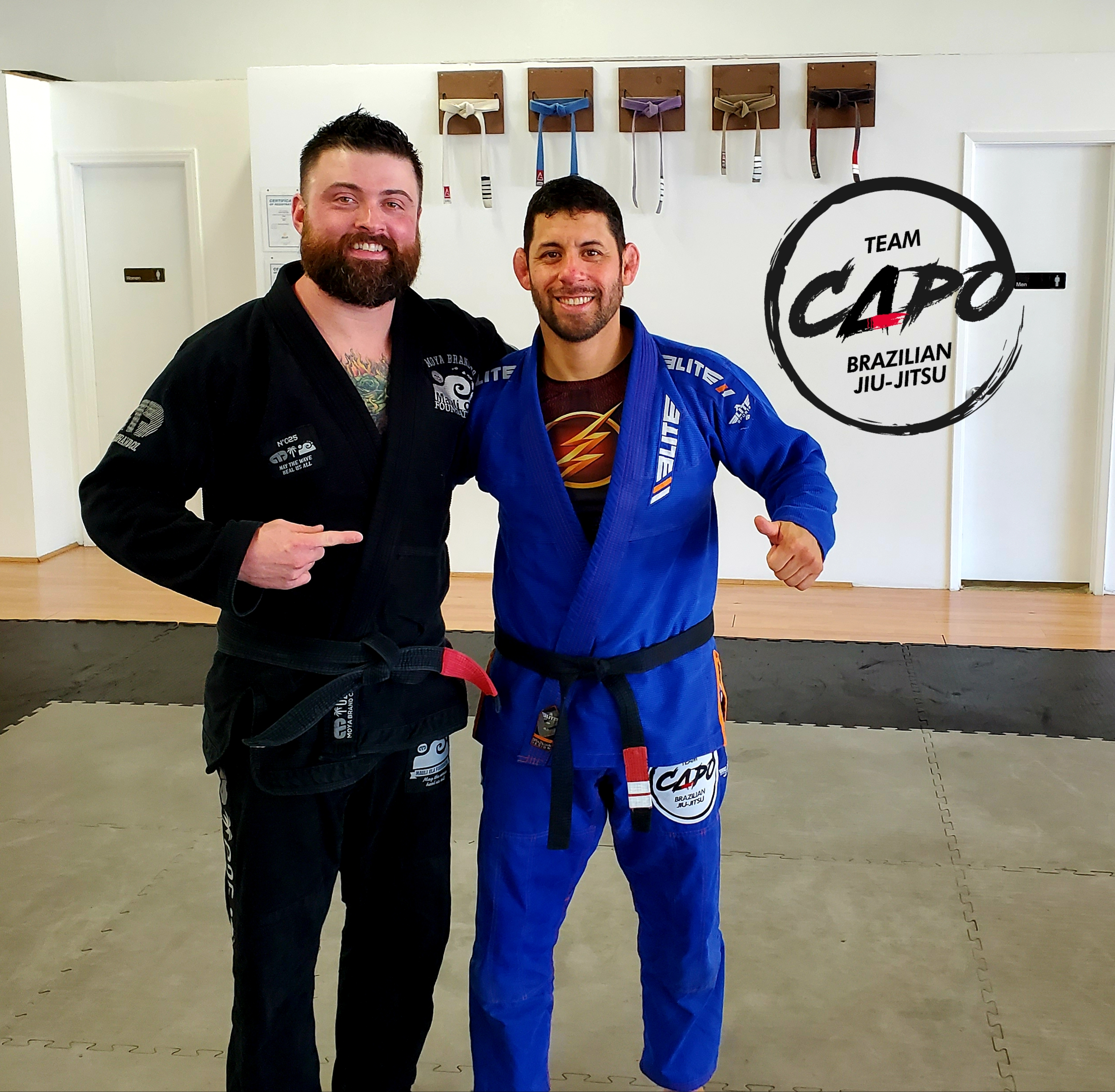Prof Tyler from Elite BJJ Visalia