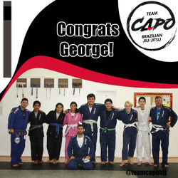 George Grey belt!