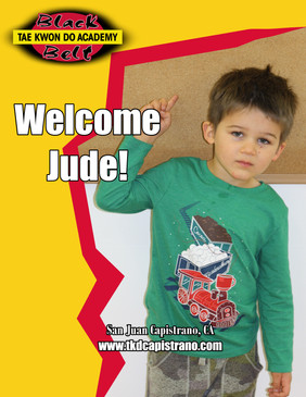 Welcome Jude