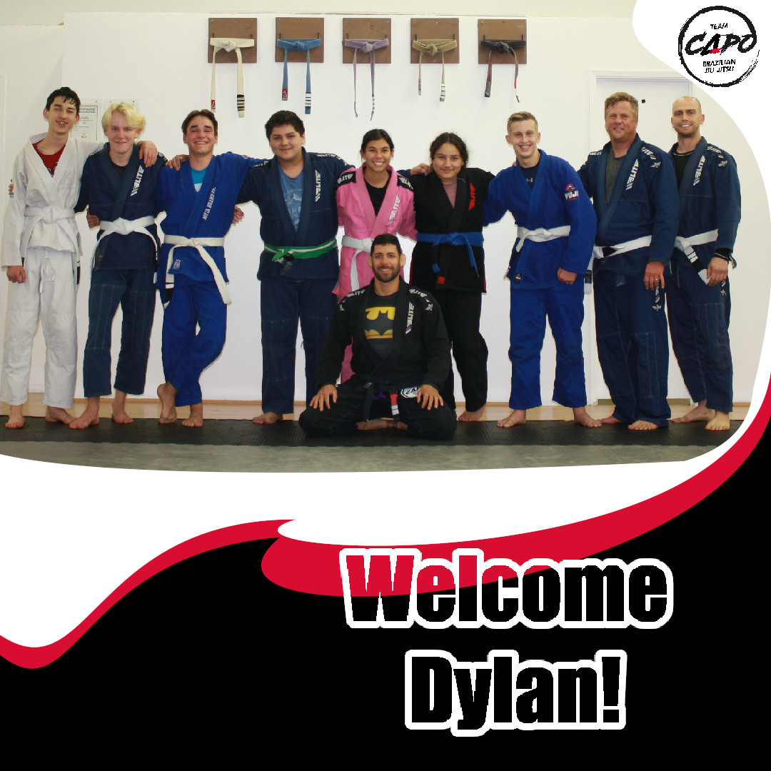 Welcome Dylan!