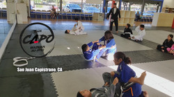 kids bjj bull fight