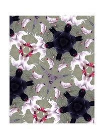 Kaleidoskop #5, 2020, Digitalfotoprint auf Hahnemühle, 80x60 cm