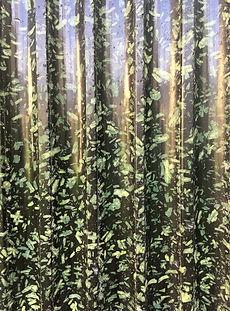 Arkadien, 2017, 80 x 60 cm, Fineart Fotopapier, Acrylglas