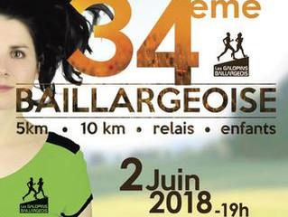 La Ballargeoise à St Georges - 02/06/2018