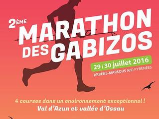 Marathon des Gabizos à Arrens-Marsous - 30/07/2016