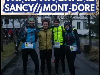 Trail Hivernal du Sancy - 14/01/2018