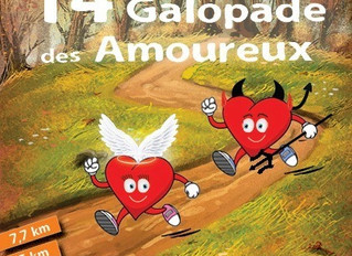 La Galopade des amoureux - Vouillé - 9/02/20