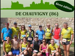 Trail des Châteaux à Chauvigny - 27/08/2017