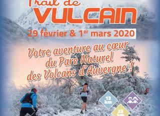 Trail du Vulcain à Volvic - 1/03/20