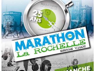 Marathon Serge Vigot - La Rochelle 29 11 2015