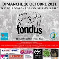 Course des Fondus - Vouneuil sous Biard - 10/10/2021