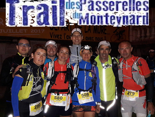 Trail des Passerelles du Monteynard - 16 & 17/07/2017