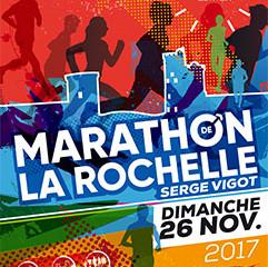 Marathon La Rochelle - 26/11/17