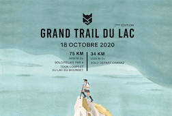 Grand Trail du Lac du Bourget - Bourget du Lac (73) - 18/10/2020