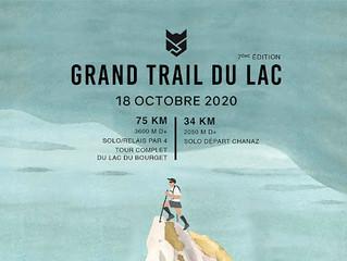 Grand Trail du Lac du Bourget - Bourget du Lac (73) - 18/10/2020