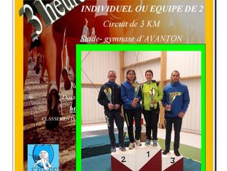 3h d'Avanton - 16/09/17