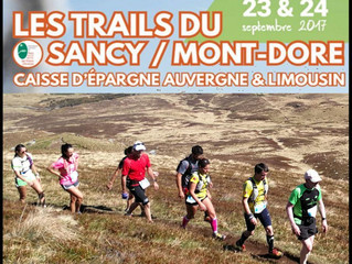Trails du Sancy au Mont Dore - 23/09/2017