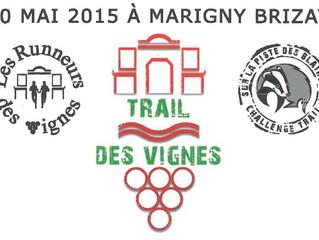 Trail des Vignes à Marigny Brizay - 10/05/2015