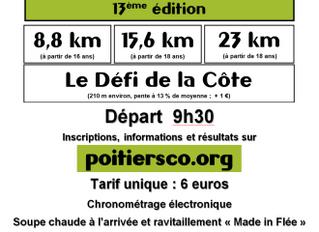 Trail du Miosson - Flée - 26/01/20