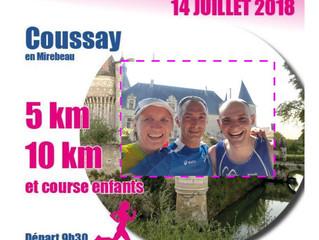 Course du Château - Coussay en Mirebeau (86) - 14/07/18