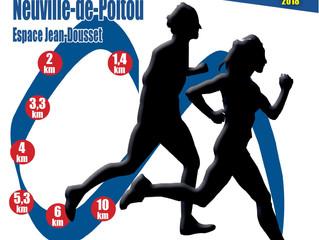 Championnat Départemental de Cross - Neuville de Poitou - 7/01/18