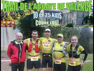La Course du Pinail 5 mai - Trail de Couhé 8 mai